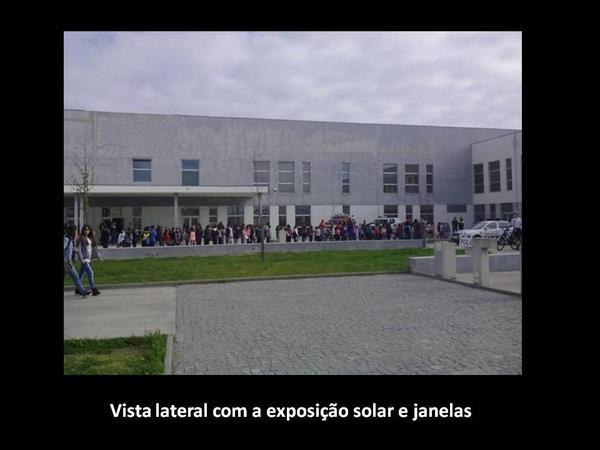 Energia solar e poupança de energia na escola